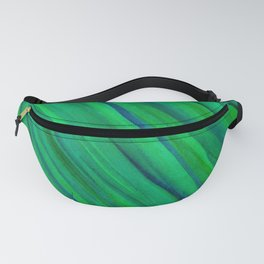 Saturn Green Fanny Pack