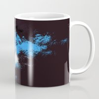 jenna kutcher Mugs featuring Jenna by McLean - Art & Design