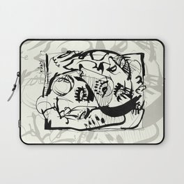 The Pretty People Laptop Sleeve
