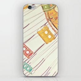 Sea Swings iPhone Skin