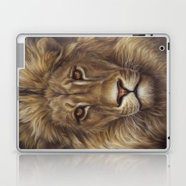 Animals | Lion Portrait | Nature | Painting | Art Laptop & iPad Skin