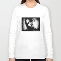 erotic Long Sleeve T-shirts featuring An Erotic Photographer by Alex Coghe