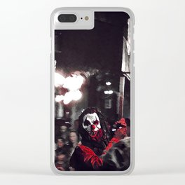 Flambeaux Light the Way Clear iPhone Case
