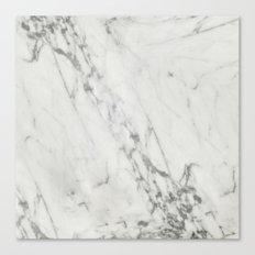 Real Marble II Canvas Print