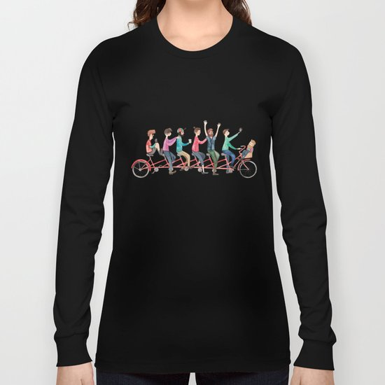 Bike Ride Long Sleeve T-shirt