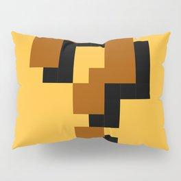 Super Mario question mark block Pillow Sham