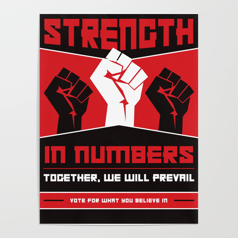 Strength Poster