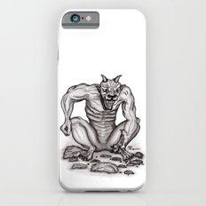 Mix - creature - Troll Devil and Golem Gargoyle iPhone 6s Slim Case