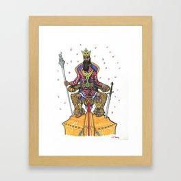 Sovereign  Framed Art Print