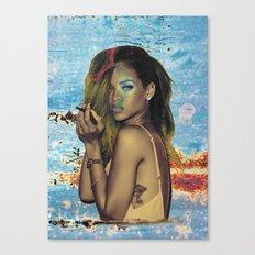 Pour it Up.  Canvas Print