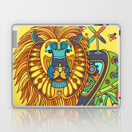 Lion, from the AlphaPod collection Laptop & iPad Skin