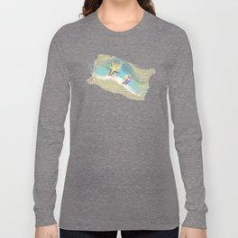 Starfish Beach-Comber Long Sleeve T-shirt