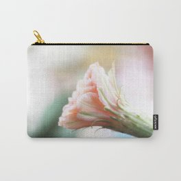 Beautiful cactus pink flower Carry-All Pouch