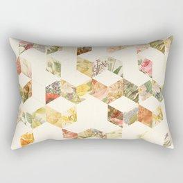 Keziah - Flowers Rectangular Pillow