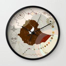 Ethiopia Soaring Wall Clock