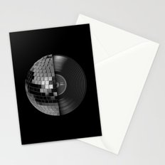 Disco Mix Stationery Cards