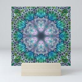 Galea - Floral idea G of Alphabet collection Mini Art Print