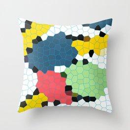Gaudi Legacy Throw Pillow