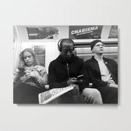 London charisma Metal Print
