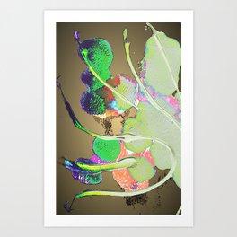 -=FRACKING=- Art Print
