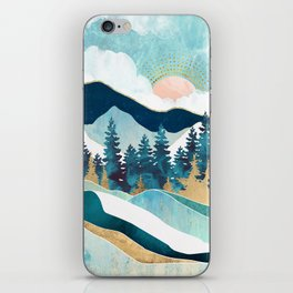 Summer Forest iPhone Skin