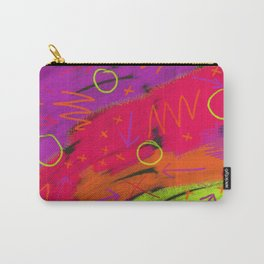 80s infused with pizzazz Carry-All Pouch