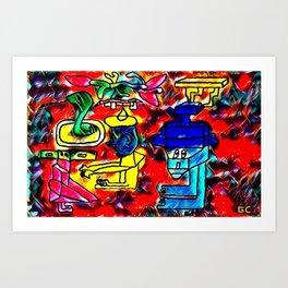 patients Art Print