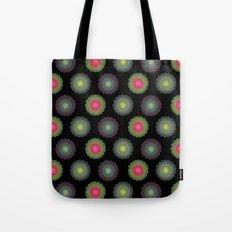 transparent floral patterns 2 Tote Bag