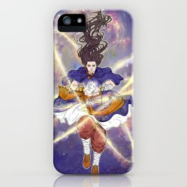 Ancient magician iPhone Case