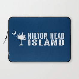 Hilton Head Island, South Carolina Laptop Sleeve