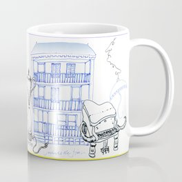 Sketch Mug No. 1 Coffee Mug