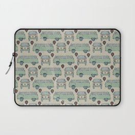 On My Way To Everywhere Pattern Laptop Sleeve