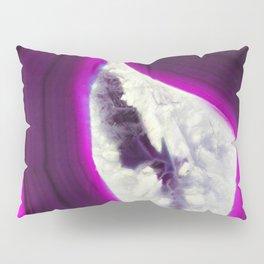Luminescent Agate Pillow Sham