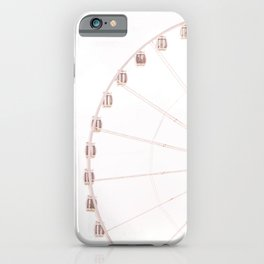 The Scheveningen Pier - The Hague Beach iPhone Case