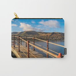 Padarn Lake Footbridge Carry-All Pouch
