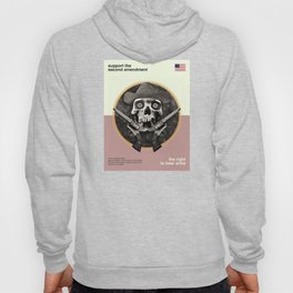 The Right To Bear Arms Hoody