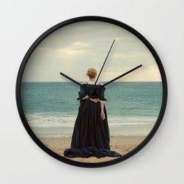 portrait de la jeune fille en feu portrait of a lady on fire Wall Clock