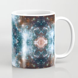 Kaleidoscope Stars And Space Coffee Mug