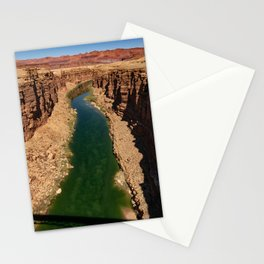 Colorado_River, Marble_Canyon-4, Arizona Stationery Cards