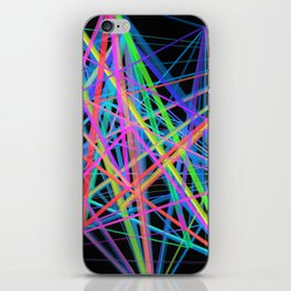 Colorful Rainbow Prism iPhone Skin