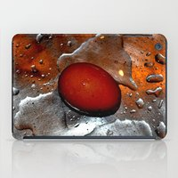 egg iPad Cases featuring egg by  Agostino Lo Coco