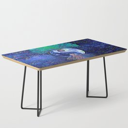Tree of Life Yin Yang Earth Space Coffee Table