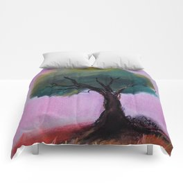 lone tree Comforters