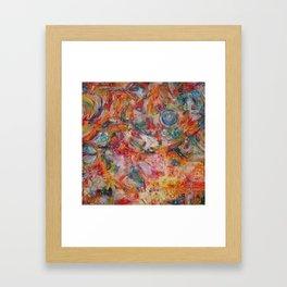 Homemade Ecstasy Framed Art Print