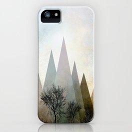 TREES IV iPhone Case