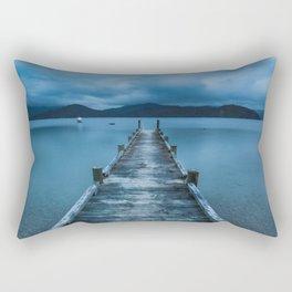 NEW ZEALAND MARLBOROURGH SOUNDS SUNRISE Rectangular Pillow