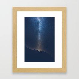 Please take me home Framed Art Print