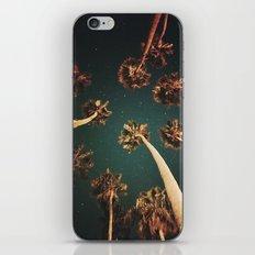 Tropical Hands. iPhone & iPod Skin