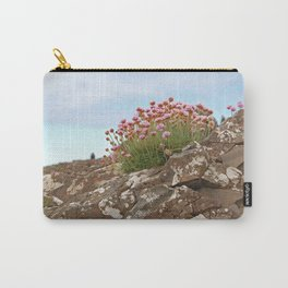 Giant's Causeway flowers Carry-All Pouch