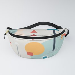 woodland carnival Fanny Pack